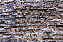 Rock solid texture from Poienari Fortress Royalty Free Stock Images