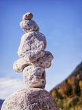 Rock stack stock photos