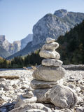 Rock stack Stock Images