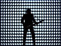 Rock star Royalty Free Stock Image