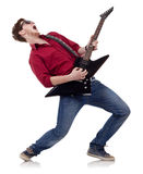 Rock star Royalty Free Stock Photos