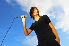 Rock Star 21 Stock Photo