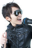 Rock star Royalty Free Stock Photography