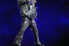 Rock star di fascino Immagine Stock