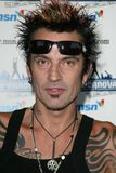 Tommy Lee Stock Image
