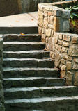 Rock Steps Royalty Free Stock Photo