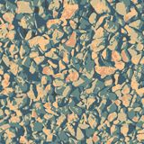 Rock stone background for design and decorate. Colorized Royalty Free Stock Photos