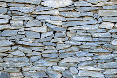 Rock Stone brick wall for texture background Royalty Free Stock Photos