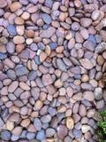 Rock stone pattern wall background beautiful Royalty Free Stock Image