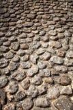 Rock stone pavement Stock Photography