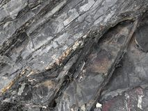 Rock, stone texture, stone layers royalty free stock images