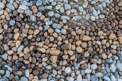 Rock and stone textures patterns background Stock Photography