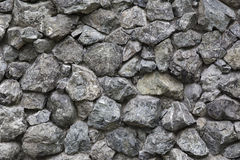 Rock, stone wall background texture Royalty Free Stock Images