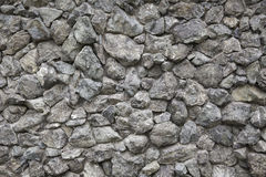 Rock, stone wall background texture Stock Image