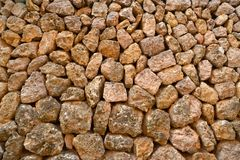 Rock, Stone Wall, Material, Gravel royalty free stock photography