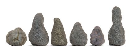 Rock stones Royalty Free Stock Images