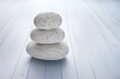 Rock Stones Stack Background Stock Images