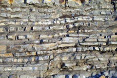 Rock Strata Royalty Free Stock Image
