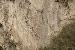 Rock structure in the Canyon Stock Photography