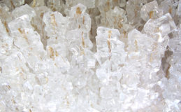 Rock Sugar Candy Royalty Free Stock Photography