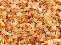 Rock sugar. Close up of rock sugar Stock Images