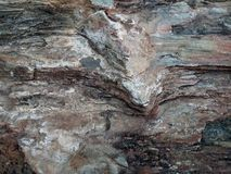 Rock surface. Abstract rock surface royalty free stock photography