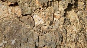 Rock surface Royalty Free Stock Photos