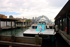 The Rock, Sydney Royalty Free Stock Images