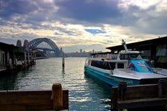 The Rock, Sydney Stock Photography