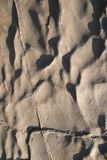 Rock texture. The texture of a rock wall stock photo
