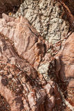 Rock texture background Royalty Free Stock Photography