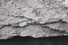 Rock texture background Royalty Free Stock Photos