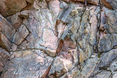 Rock texture background Royalty Free Stock Images