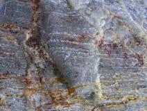 Rock texture. Brown rock texture background closeup Stock Photo