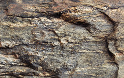 Rock texture. Close up natural background photo Stock Images