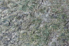 Rock Texture. Closeup on a Natural Green Rock Texture Royalty Free Stock Image