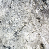Rock Texture. Closeup on a Natural White Rock Texture royalty free stock photo