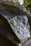 Rock texture grey brown Stock Images