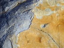 Rock Texture - Rust Coloured Rocks Stock Photos