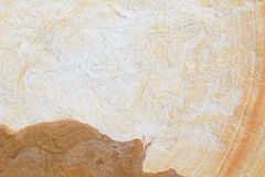 Rock texture and surface background. Cracked and weathered natural stone background stock images