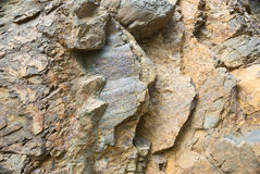 Rock texture and surface background Royalty Free Stock Images