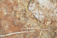 Rock texture. Rock surface shooting from near Stock Image