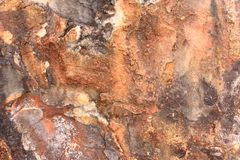 Rock Textures 6 Royalty Free Stock Images