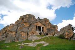 Rock Tombs Royalty Free Stock Image