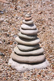 Rock tower Royalty Free Stock Image