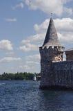 Rock tower Royalty Free Stock Photos