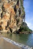AO Phranang. Krabi province. Thailand stock photos