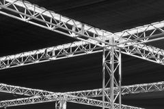 Rock venue roof Stock Photography