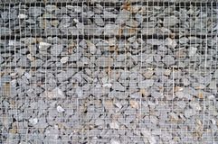 Rock wall. This is detail of wall, this wall make by rock Royalty Free Stock Photos