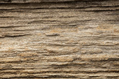 Rock wall as texture or background. Horizontal and color image of rock for textures and backgrounds royalty free stock images